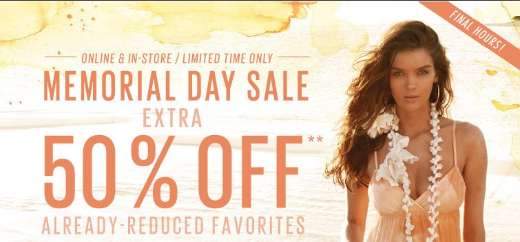 Extra 40% OFF Already-Reduced Favorites