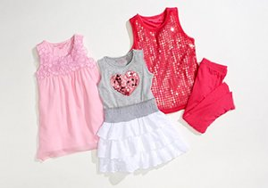 Design History: Girls' Dresses & Separates