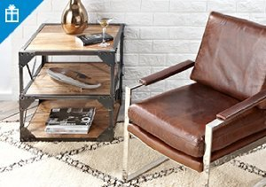 Just for Him: Masculine Décor