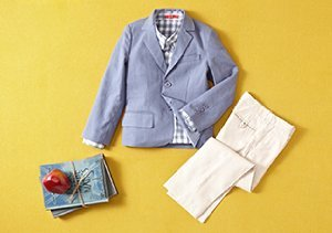 Closet Refresh: Classic Styles for Boys