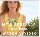 New Arrivals are here - Watch Video