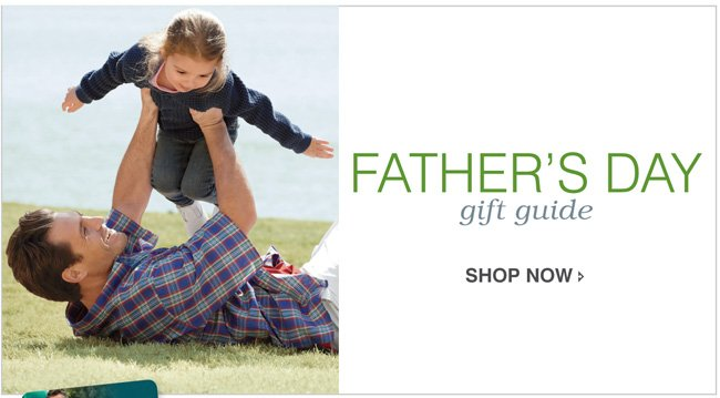 Shop the Fathers Day Gift Guide