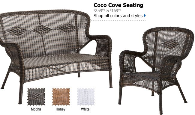 Coco Cove Seating