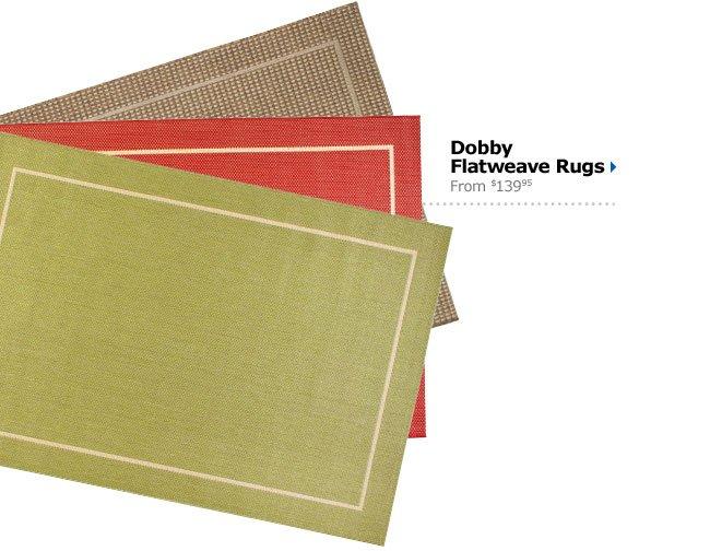 Dobby Flatweave Rugs