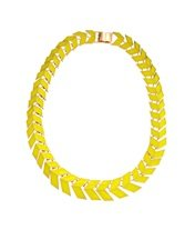 ASOS Scale Collar Necklace