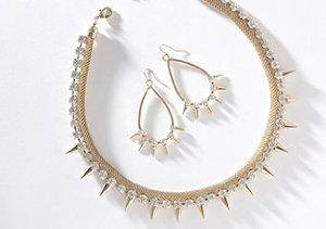 Spikes & Studs: Jewelry by Leslie Danzis