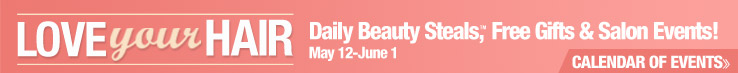 Love Your Hair Calendar of Events
