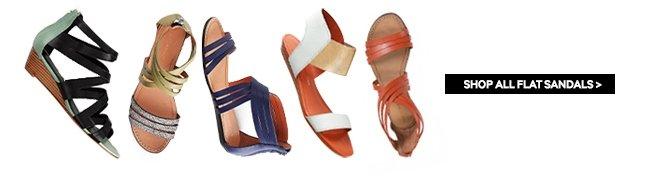 Shop All Flat Sandals