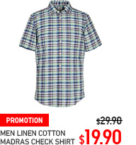 MEN LINEN COTTON SHIRT