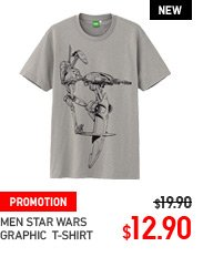 MEN STAR WARS T-SHIRT