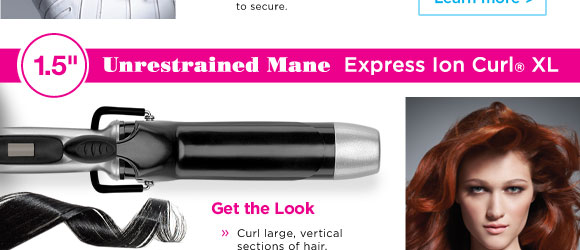 Classically Curled: Express Ion Curl