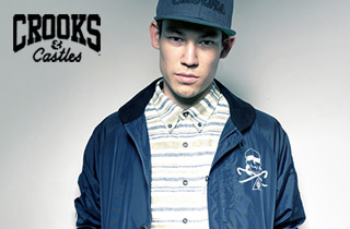 Crooks and Castle: Buy 2, Get 1 Free