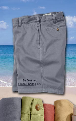 Surfwashed Chino Shorts | $79