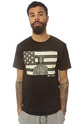 The ASVP Flag Tee in Black ASVP