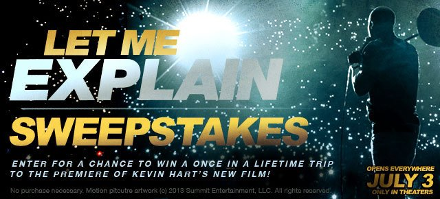 Go to the Premiere of Kevin Hart's new film: 'Let Me Explain'