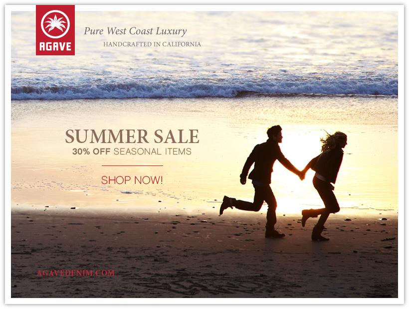 Agave Summer Sale
