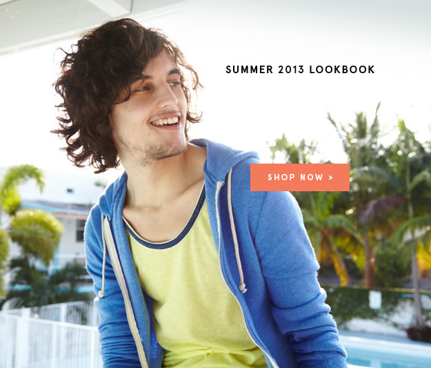 Summer 2013 Lookbook