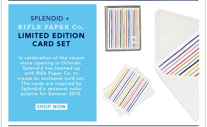 Limited Edition Card Set