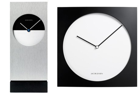 Jacob Jensen Wall Clocks