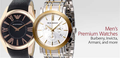 Mens Premium Watches