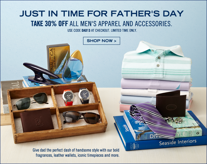 Just in time for Father's Day! Shop Now.