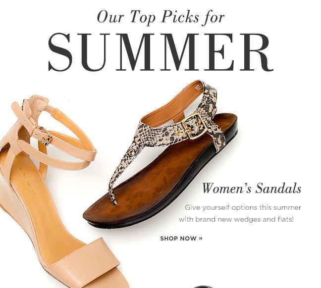 Shop Women's Sandasl