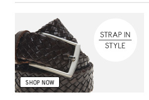 Strap In Style