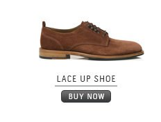 Lace Up Shoe