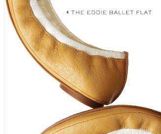 eddie ballet flat