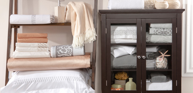From A to Zzz: Everything for the Bed & Bath