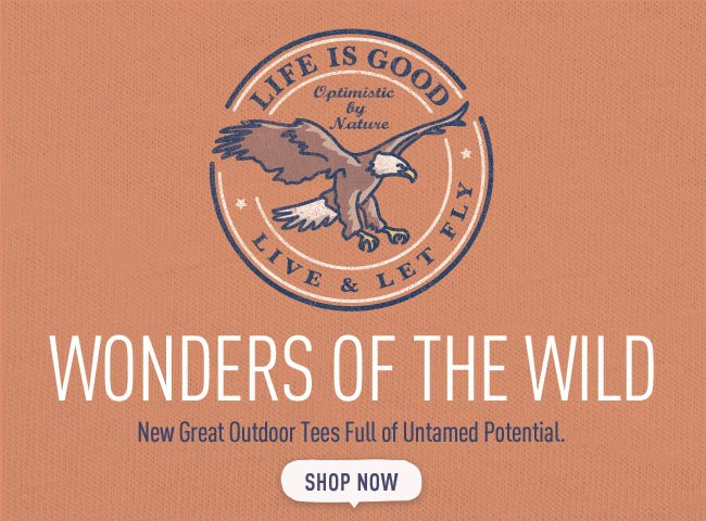 Wonders of the Wild - Shop the Outdoor Wildlife Collection