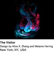 The Visitor - Design by Alice X Zhang and Melanie Herring / New York, NY, USA