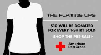 $10 will be donated for every t-shirt sold. Shop the pre-sale.