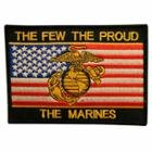 Officially Licensed 'The Few The Proud The Marines' Medium  Military Patch