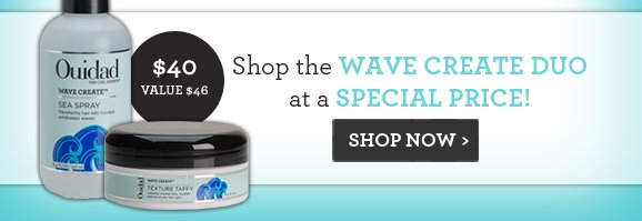 Shop the Wave Create Duo Shop Now