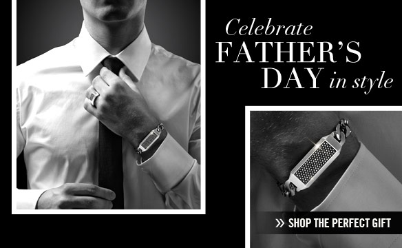 Celebrate Father's Day in style