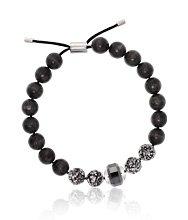 Sympathy Ceramic Black Bracelet
