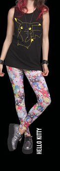 Hello Kitty Leggings
