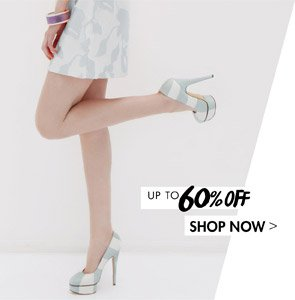 CHARLOTTE OLYMPIA UP TO 60% OFF