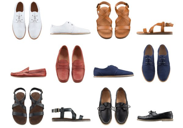 A.P.C. BAREFOOT - SPRING/SUMMER 2013 COLLECTION