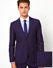 River Island Linen Suit Jacket