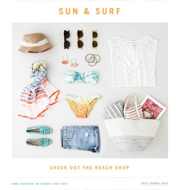 Shop Beach Shop