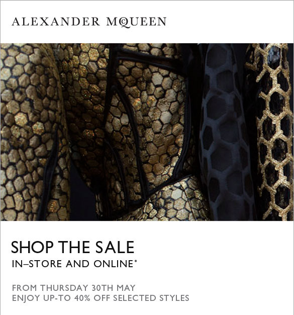 Shop the sale, enjoy up to 40% off