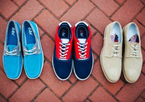 Shop GBX: Colorful New Boat Shoes & More