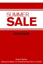 Shop the Summer Sale