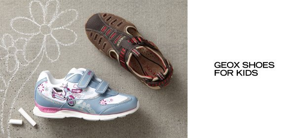 GEOX SHOES FOR KIDS, Event Ends June 4, 9:00 AM PT >