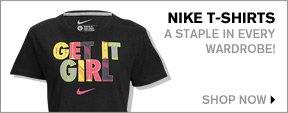 Women's Nike T-Shirts