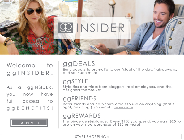 Welcome To ggINSIDER!