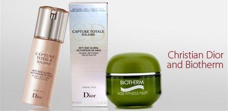 Christian Dior & Biotherm