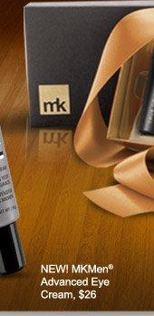NEW! MKMen® Advanced Eye Cream, $26